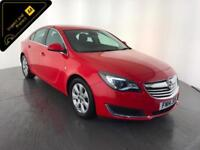 2014 VAUXHALL INSIGNIA TECHLINE CDTI ECO DIESEL 1 OWNER SERVICE HISTORY FINANCE