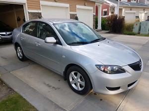 '06 Mazda 3, Family owned since new, Highway miles