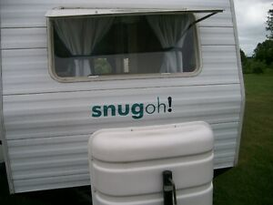 19 foot light weight trailer. Sleeps 4 and a child
