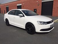 DECEMBER 2011 VOLKSWAGEN JETTA S 1.6 TDI BLUEMOTION FULL SERVICE HISTORY ONE ONWER