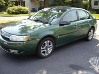 2004 Saturn ION Berline