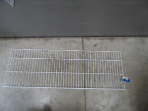 Rubbermaid wire shelving