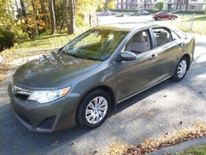 2014 Camry LE