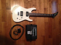 Guitar Jackson Avec Ampli Vox Mini 3 Watch|Share |Print|Report A