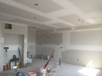 Drywall finisher/helper wanted