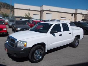 2007 Dodge Dakota Quad Cab 4X4