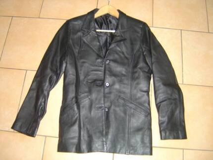 Leather Jacket Womans size 10