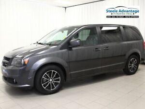 2018 Dodge Grand Caravan GT - Leather, Power Doors, Stow & Go an