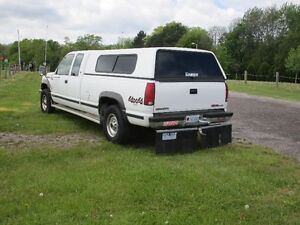 1995 GMC C/K 2500 Heavy Duty Ext. Cab 6.5 Turbo Diesel 4wd Truck