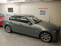 Bmw 330 Automatic Top Of The Range Full Leather Full BMW Service History