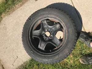 Winter tires for sale $120 obo r16