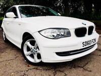 2010 BMW 1 Series 2.0 116i Sport Hatchback 5dr Petrol Manual (143 g/km, 122