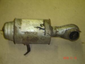 Studebaker 2 barrel air cleaner
