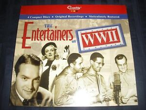 The Entertainers of WW2
