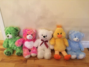Teddy Bears (Build a Bears)