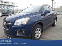 2014 CHEVROLET Trax AWD LT Crossover, My LINK, AWD