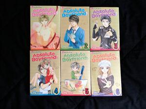 Absolute Boyfriend (Complete Series)