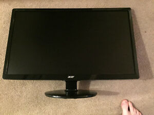 "Acer S1 24"" Monitor/Screen"