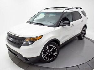 2013 Ford Explorer Sport CUIR TOIT GPS BLUETOOTH