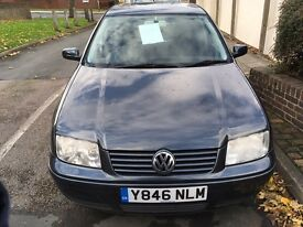 VOLKSWAGEN LOW MILEAGE **1 YEARS MOT