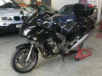 Honda CBF 1000-7 Black 2 Owner 2007 (57)