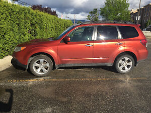 2010 Subaru Forester XT Limited Wagon