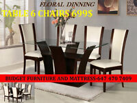 DINNG TABLE AND BED FRAMES SALE....CLERANCE SALE....