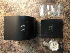 Armani Exchange women's watch