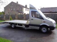 2010 (10reg) Mercedes-Benz Sprinter 313CDI Alloy Recovery Truck, Car Transporter