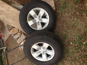 *BRAND NEW* All 4 Tires/rims