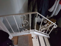 Wanted: Custom Wood Railing Intstalled