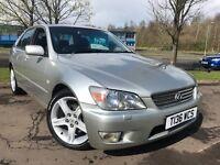 Lexus IS SE (silver) 1999