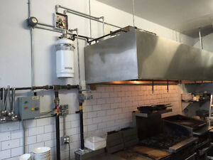 Kitchen Fire Suppression Systems