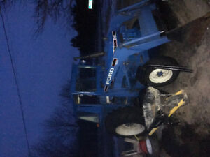Ford 4610 excellent condition