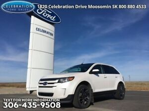 2014 Ford Edge SEL  PST Paid!