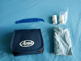 Arai Helmet maintenance kit