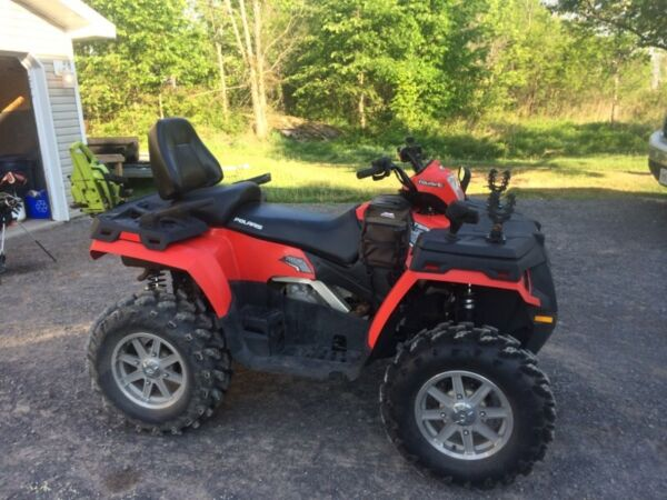 Used 2011 Polaris touring