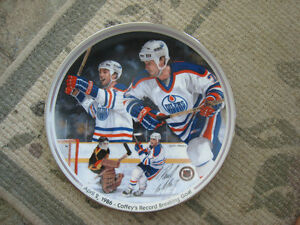 Collector's Plate – Paul Coffey: Great Moments in Hockey