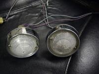 1960 pontiac signal light assemblies