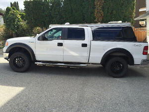 2008 Ford F-150 SuperCrew XTR Pickup Truck