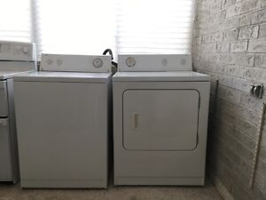 Roper by Whirlpool Washer and Dryer