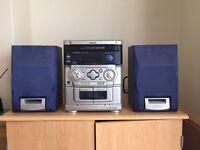 CD player Aiwa NSX-SZ205 cd3