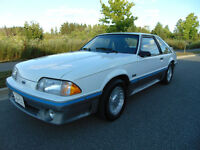 1988 Mustang GT 5.0 - 28000 Original Kms - One Owner