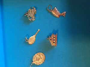 Gold Charms for Sale