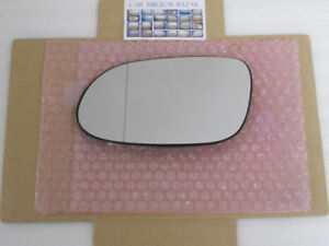 P-513L HEATED Mirror Glass FOR Mercedes Benz SL SLK Driver Side