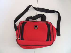 Carry On Bag - Red