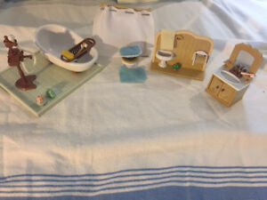 CAlico Critters Deluxe Bathroom Set