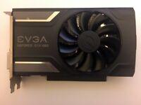 EVGA GTX 1060 3GB graphics card