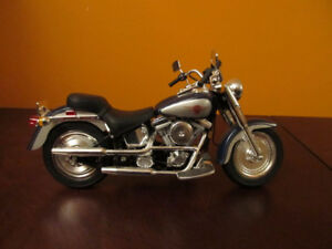 Harley Davidson 1999 Fat Boy 1:10