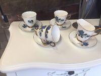 Lovely tea set vintage shabby chic